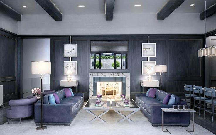 Interieur Design - Wohnbereiche - Unsere Philosophie ist es, für -