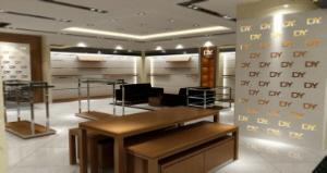 Interieur Design - Stores und Shops